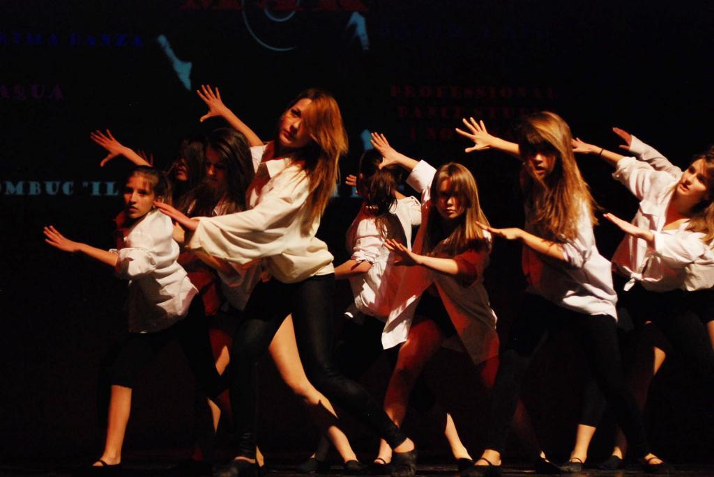 International Contest in Modern Dance