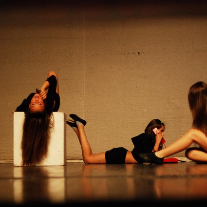 Contest in Modern Dance - Dance Fest