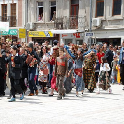 Kumanovo Masquerade Batko Gjorgjija