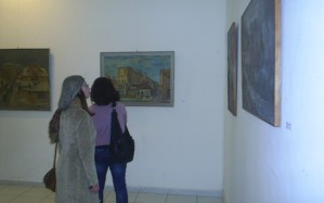 Exhibition of Kumanovo Fine Artists