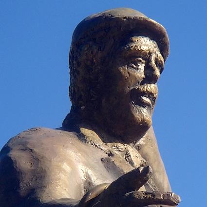 Statue of Batko Gjorgjija