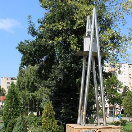 Monument Four Poles
