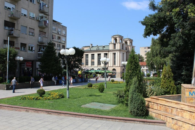 Square Nova Jugoslavija