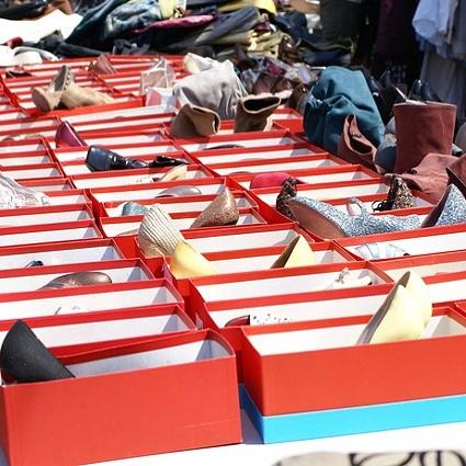 Shoe Shopping Tour