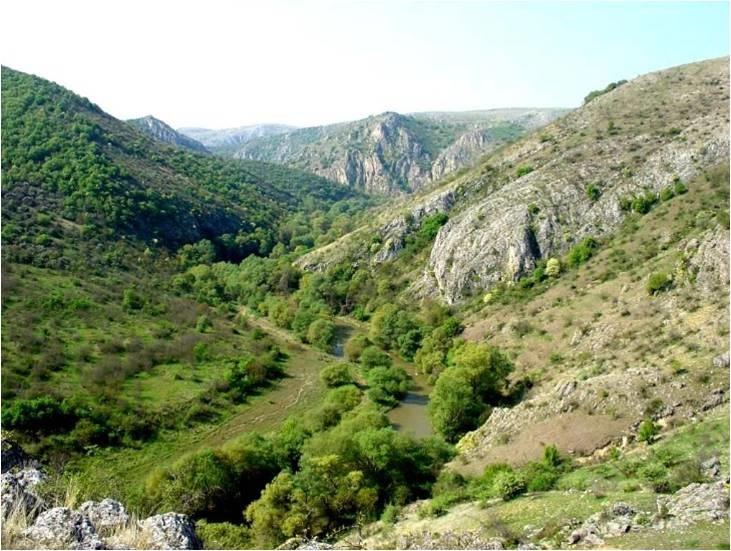 Bislim Canyon