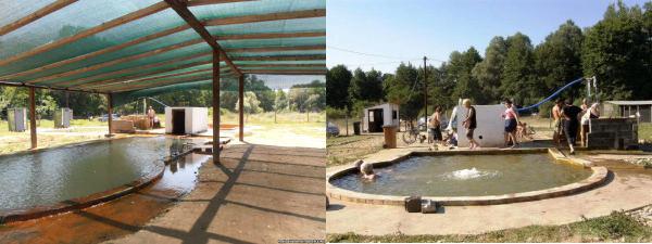 Strnovac Baths